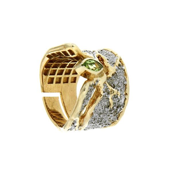 Серебряное кольцо  1092h