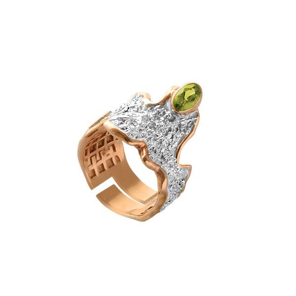 Серебряное кольцо  1093h