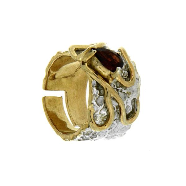 Серебряное кольцо  1100g