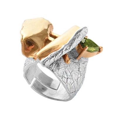 Серебряное кольцо  1105h от Ювелирное изделие