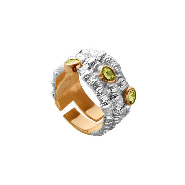 Серебряное кольцо  1115h