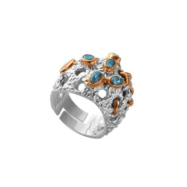 Серебряное кольцо  1130t
