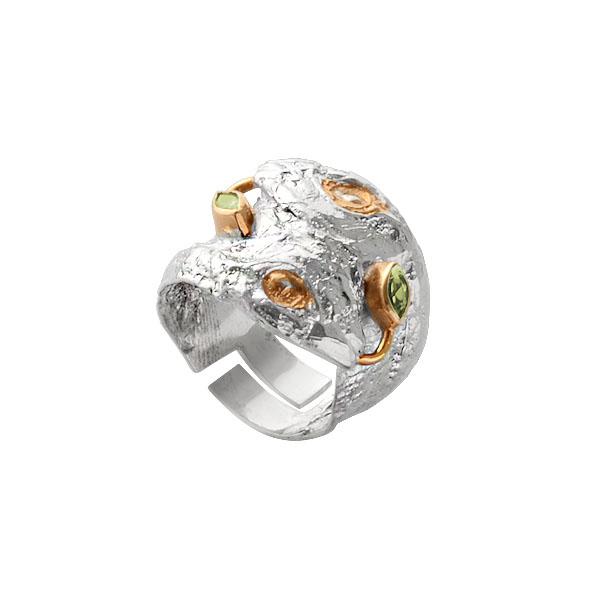 Серебряное кольцо  1155h