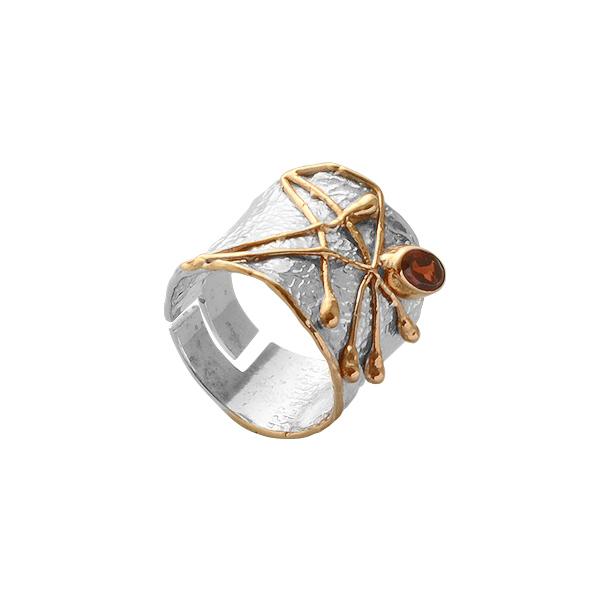 Серебряное кольцо  1158g