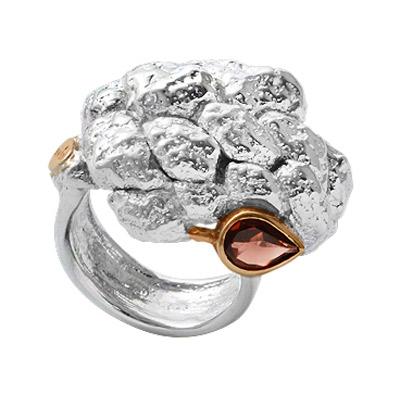 Серебряное кольцо  1171g