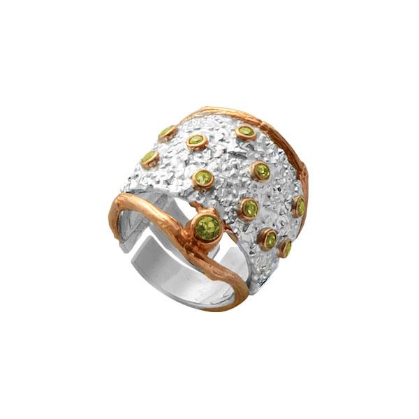 Серебряное кольцо  1172h