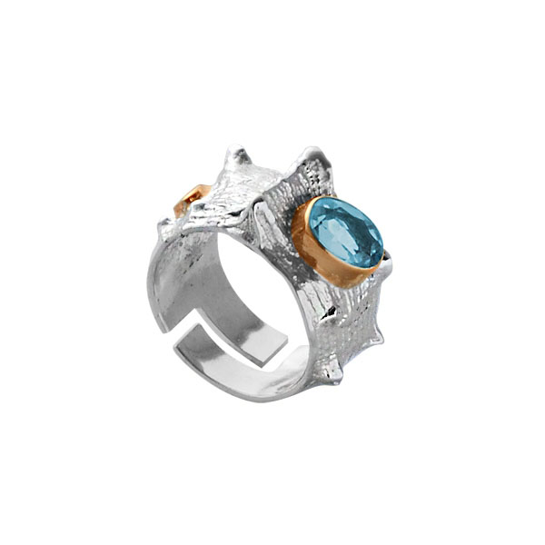 Серебряное кольцо  1175t
