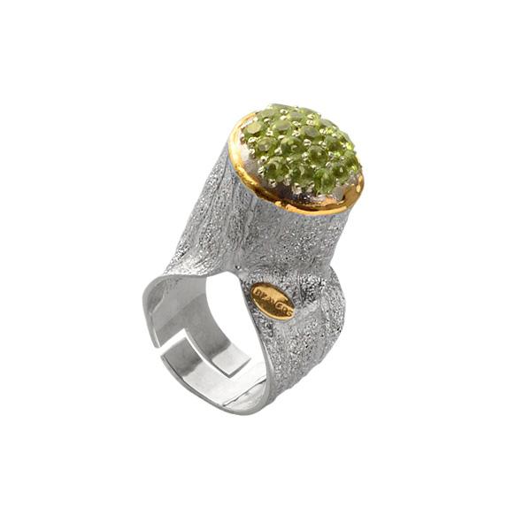 Серебряное кольцо  1199h