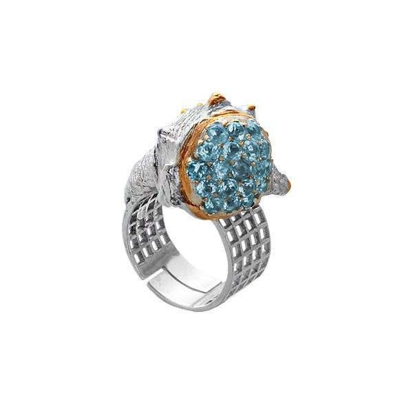 Серебряное кольцо  1200t от Ювелирное изделие