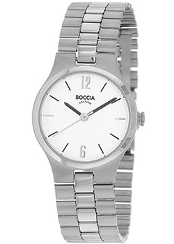 Наручные  женские часы Boccia 3082-04. Коллекция Titanium