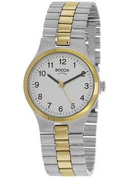 Наручные  женские часы Boccia 3082-05. Коллекция Titanium