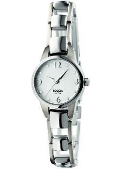 Наручные  женские часы Boccia 3100-04. Коллекция Style