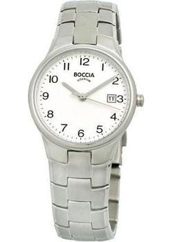 Наручные  женские часы Boccia 3122-10. Коллекция Dress