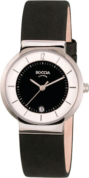 Наручные  женские часы Boccia 3123-10. Коллекция Titanium