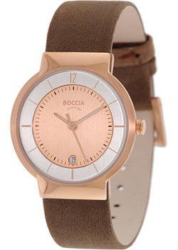 Наручные  женские часы Boccia 3123-12. Коллекция Titanium