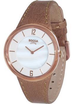 Наручные  женские часы Boccia 3161-15. Коллекция Trend