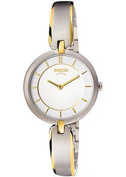 Наручные  женские часы Boccia 3164-03. Коллекция Dress