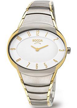 Наручные  женские часы Boccia 3165-11. Коллекция Dress