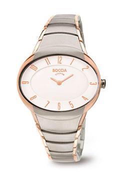Наручные  женские часы Boccia 3165-12. Коллекция Dress