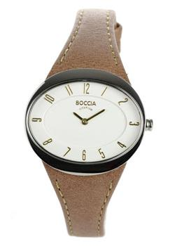 Наручные  женские часы Boccia 3165-14. Коллекция Dress