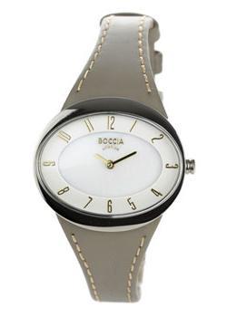 Наручные  женские часы Boccia 3165-17. Коллекция Dress