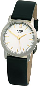 Наручные  женские часы Boccia 3170-02. Коллекция Outside