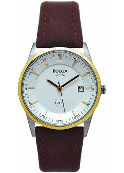 Наручные  женские часы Boccia 3184-02. Коллекция Dress