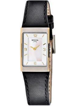 Наручные  женские часы Boccia 3186-03. Коллекция Trend