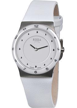 Наручные  женские часы Boccia 3202-01. Коллекция Dress