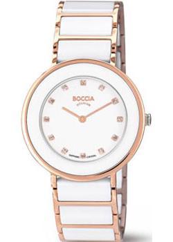 Наручные женские часы Boccia 3209-04. Коллекция Titanium