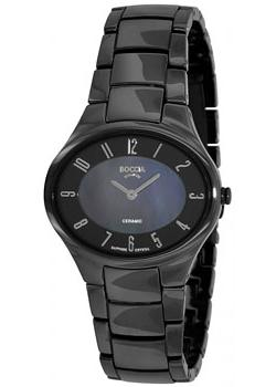 Наручные  женские часы Boccia 3216-02. Коллекция Ceramic