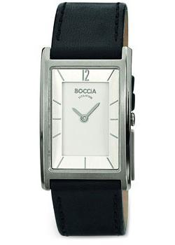 Наручные  женские часы Boccia 3217-01. Коллекция Style