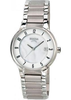 Наручные  женские часы Boccia 3228-01. Коллекция Dress