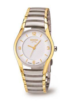 Наручные  женские часы Boccia 3229-02. Коллекция Dress