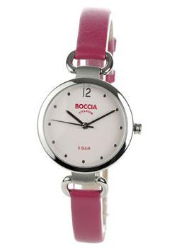 Наручные  женские часы Boccia 3232-02. Коллекция Dress