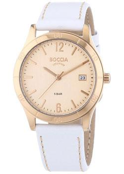 Наручные  женские часы Boccia 3234-01. Коллекция Titanium