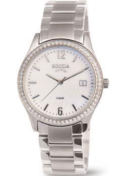 Наручные  женские часы Boccia 3235-02. Коллекция Titanium