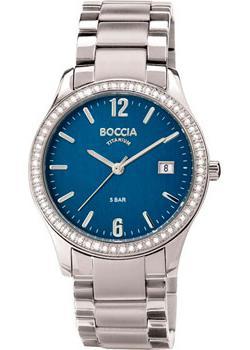 Наручные  женские часы Boccia 3235-04. Коллекция Titanium