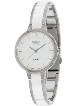 Наручные  женские часы Boccia 3236-01. Коллекция Titanium