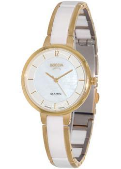 Наручные  женские часы Boccia 3236-02. Коллекция Titanium