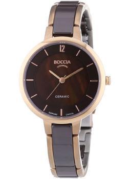 Наручные  женские часы Boccia 3236-04. Коллекция Titanium