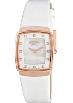Наручные  женские часы Boccia 3237-03. Коллекция Titanium
