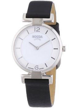 Наручные  женские часы Boccia 3238-01. Коллекция Titanium