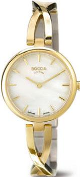 Наручные  женские часы Boccia 3239-03. Коллекция Titanium