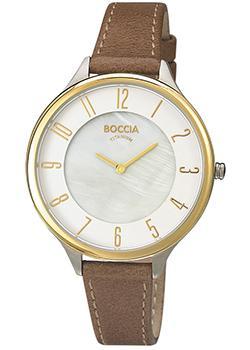 Наручные  женские часы Boccia 3240-02. Коллекция Titanium