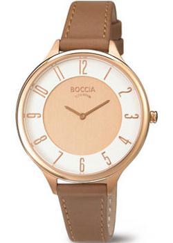 Наручные  женские часы Boccia 3240-03. Коллекция Titanium