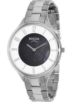 Наручные  женские часы Boccia 3240-04. Коллекция Superslim