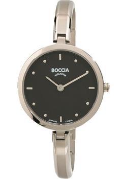 Наручные  женские часы Boccia 3248-01. Коллекция Titanium