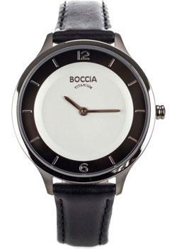 Наручные  женские часы Boccia 3249-01. Коллекция Titanium