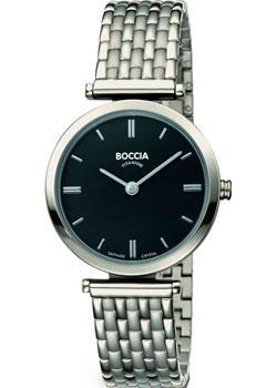 Наручные  женские часы Boccia 3253-04. Коллекция Titanium